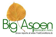 Big Aspen Recreation Area Cross Country Ski Trail Conditions