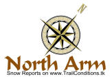 BWCA - North Arm Trail Cross Country Ski Conditions